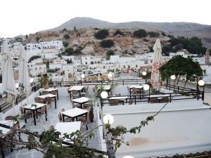 Caesar's restaurant, Lindos, Rhodes